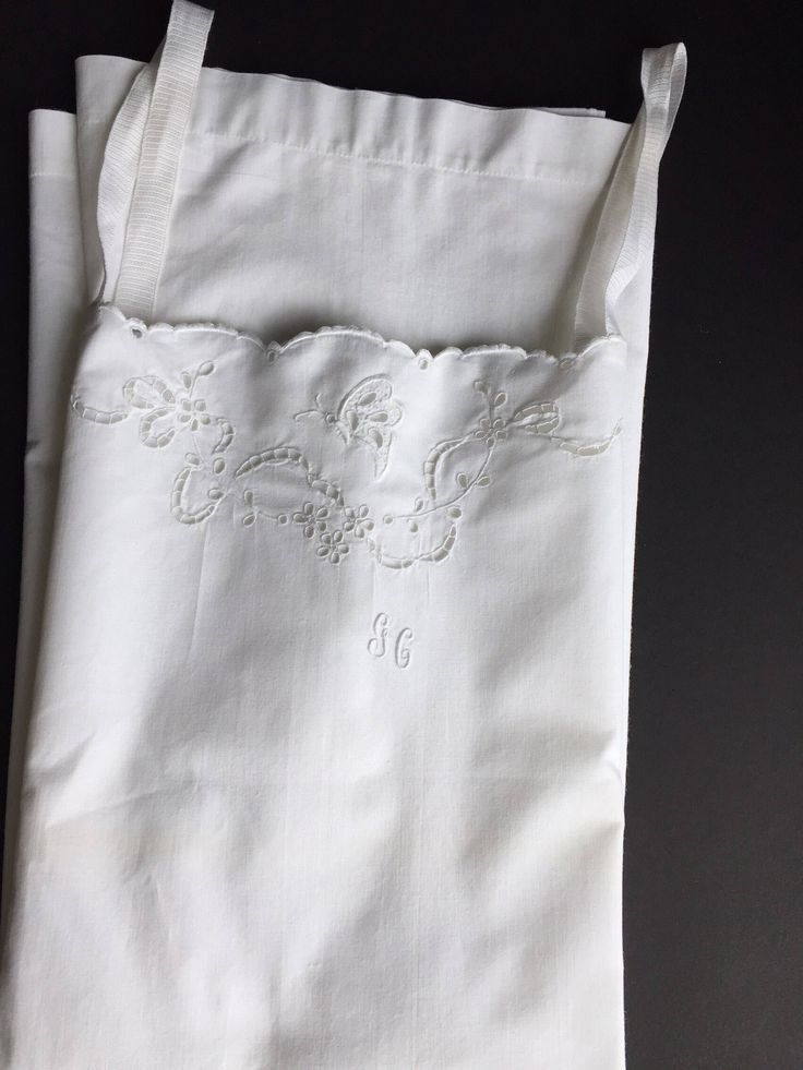 A personal favourite from my Etsy shop https://www.etsy.com/uk/listing/524392344/antique-1900-french-chemise-slip