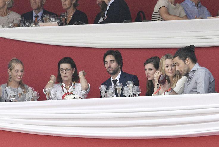 Carlota Casiraghi y la presentación 'oficial' de su novio, Dimitri Rassam