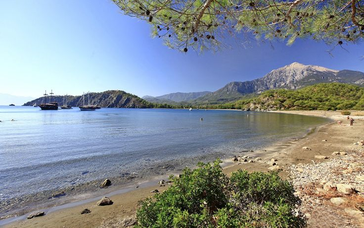 Keşfe değer harika bir koy: Antalya Phaselis Koyu! #Maximiles #Turkey #Türkiye #deniz #plaj #denizmanzarası #gezilecekyerler #gidilecekyerler #koylar #plajlar #doğa #doğamanzarası #doğamanzaraları