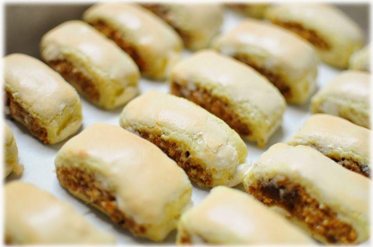 Biscotti per riciclare avanzi di altri dolci tipo biscotti, pandoro ecc...