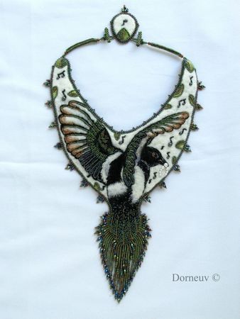 La pie voleuse de rossini - Dorneuv créations ©