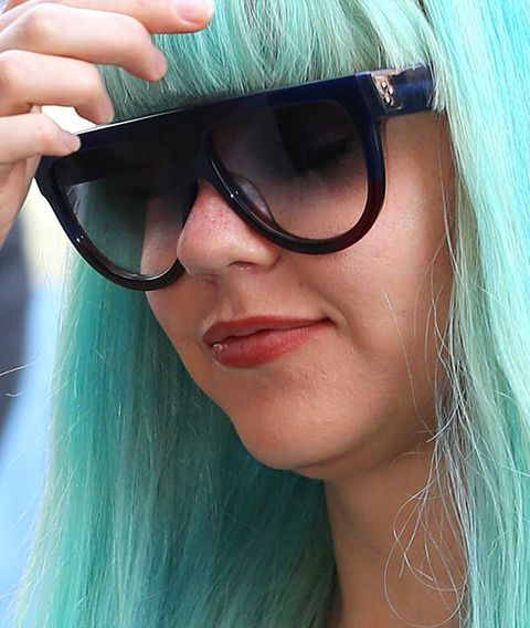 Amanda Bynes -- Wiggin' Out in Court