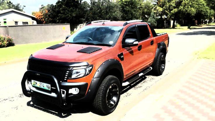 Ford Everest Body Kits Trucks Ford Ford Ranger Vehicles