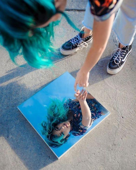 Plus de 30 personnes qui utilisent le pouvoir de la perspective et créent une phantasm d'optique incroyable