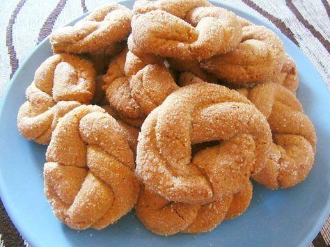 Κουλουρακια κανελας ΝΗΣΤΙΣΙΜΑ με πολυ λιγα υλικα!! ΥΛΙΚΑ Loading... 1 ποτηρι αραβοσιτελαιο…. 1ποτ φρεσκο χυμο πορτοκαλιου… η χυμο του εμποριου…. 1ποτ ζαχαρη….. 1κγ μαγειρικη σοδα….. 2κγ κανελα…. 1κγ γαριφαλο…. 1κγ μπεικιν… αλευρι φαρινα η για ολες της χρησεις ΕΚΤΕΛΕΣΗ χτυπαμε λιγο το λαδι με την ζαχαρη, προσθετουμε τον χυμο ενω εχουμε διαλυσει μεσα την μαγ …