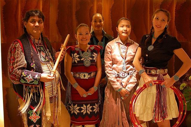 Beautyway Native American Group by Hoop Dancer, via Flickr