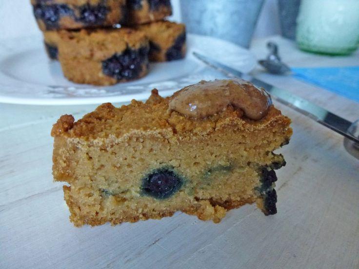 Breakfast Muffin aux myrtilles