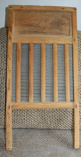 antique washboard cupples company st  louis mo  primitive