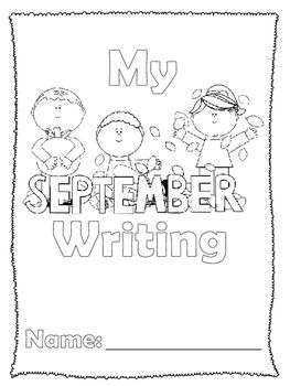 This writing journal includes 20 different writing prompts for students to practice their writing skills throughout the month of September! Can be used as an independent station or could be used during a guided writer's workshop.Writing prompts include expository, narrative, and persuasive writing samples to ensure that your students are practicing different types of writing.