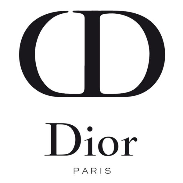 c0bd1ecf7 DIOR Logo ❤ liked on Polyvore featuring beauty products | Product ...