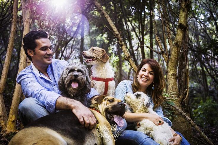 Una pre boda canina...mas fotos en la web: www.fotografiapedroalvarez.com