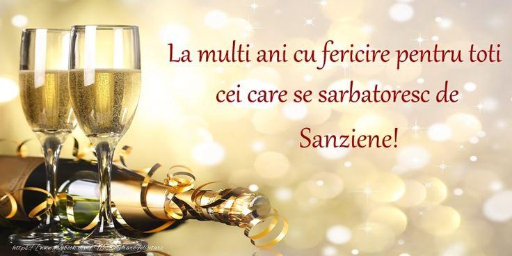 La multi ani cu fericire pentru toti cei care se sarbatoresc de Sanziene!