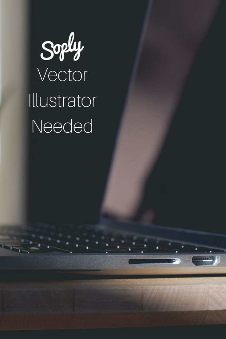 Spanish-speaking #Illustrator needed to #create a #vector #design for a web page. See the #illustration job and apply by clicking the pin!