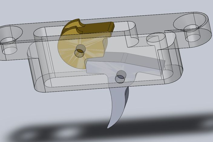 crossbow trigger mechanism                                                                                                                                                     More