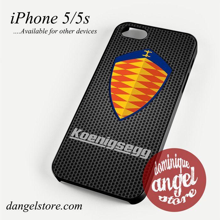 koenigsegg car Phone case for iPhone 4/4s/5/5c/5s/6/6 plus