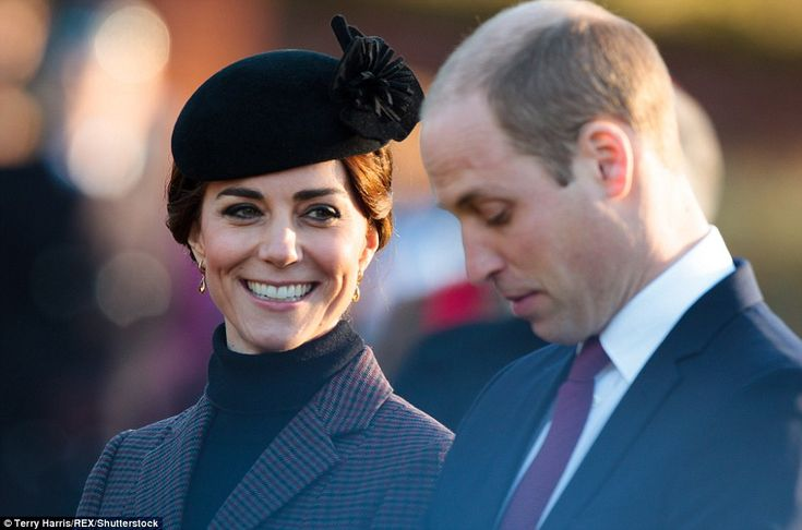 Prince William finally embraces his bald patch with new cropped hairstyle   Daily Mail Online