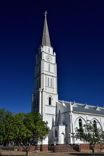 Church, Cradock, Eastern Cape, South Africa | by South African Tourism