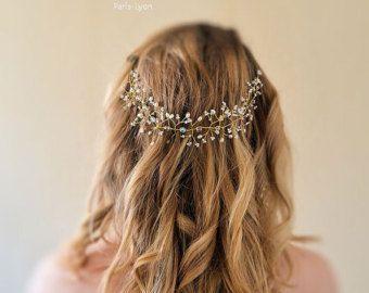 wedding crown – Etsy FR