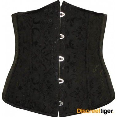 Underbust corset  top - Great for a variety of body types and gives that wonderful cinched in waist line effect.