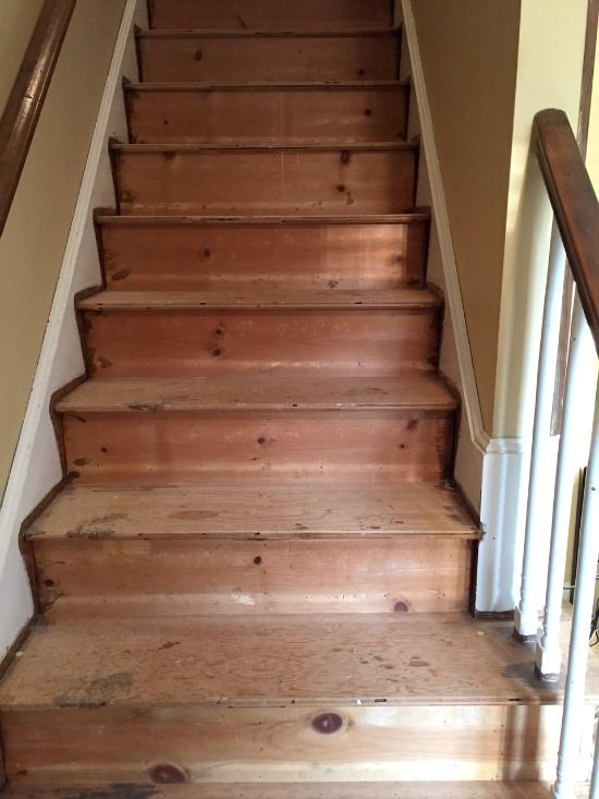 How To Remove Carpet From Stairs And Paint Them Coastal