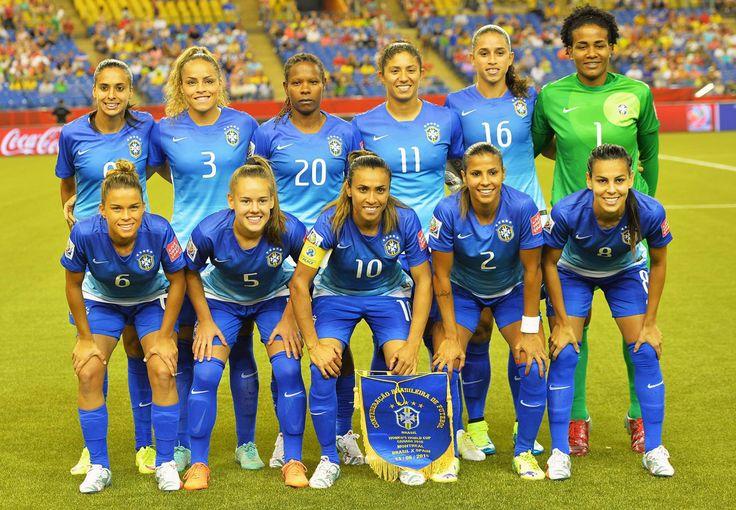 10 fatos sobre a seleção brasileira de futebol feminino que vão muito além do novo uniforme