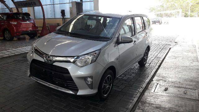 Mobil Toyota Calya Semarang