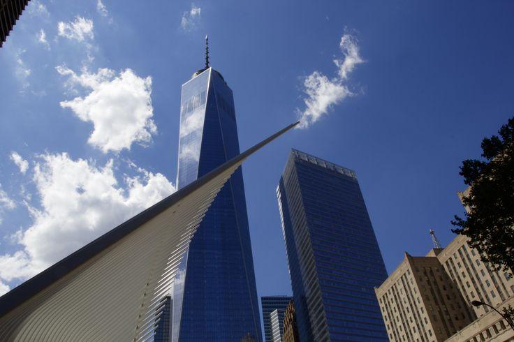 911 Memorial Site NYC June 16