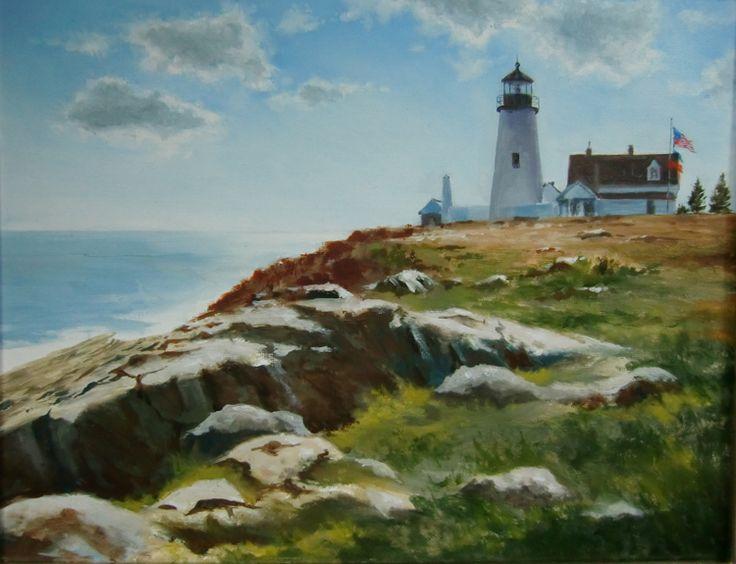 Point Loma Lighthouse San Diego California Vuurtorens