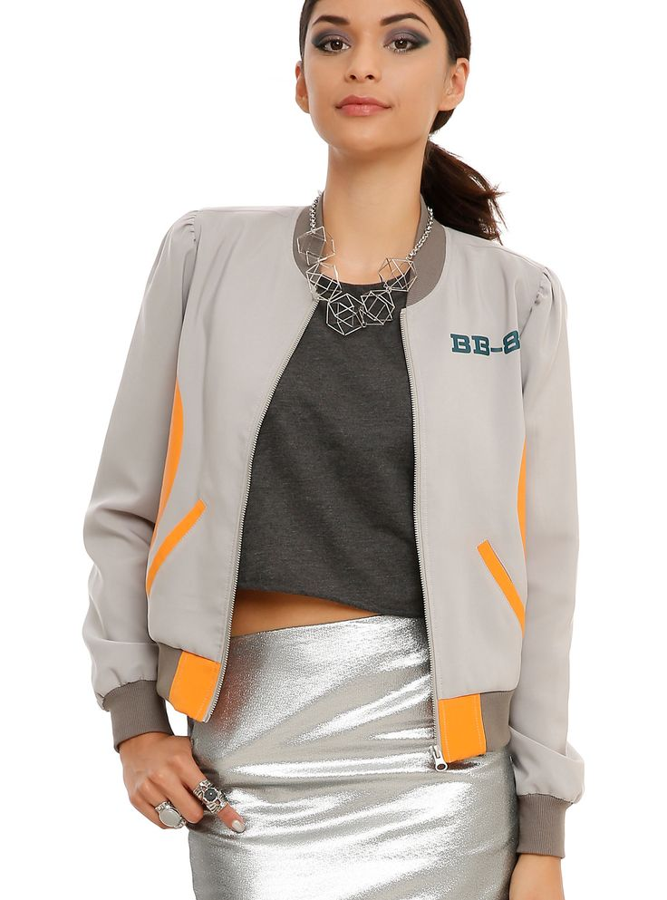 The Best Cheap Bomber Jackets to Buy Online Now | StyleCaster > 21 Bomber Jackets That Will Give You Change From $100 Star Wars BB-8 Girls Bomber Jacket, $47.60; at Hot Topic Read more: http://stylecaster.com/cheap-bomber-jackets/#ixzz43TzS2QSW