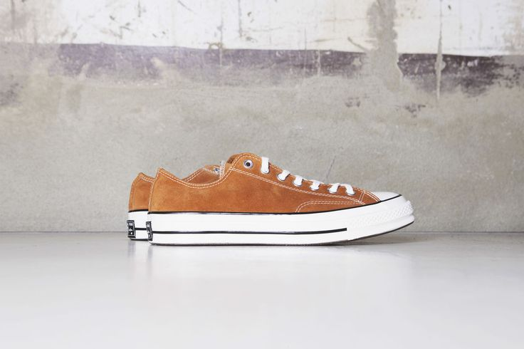 #CONVERSE - CHUCK TAYLOR ALL STAR 70 OX - ORANGE BITTE