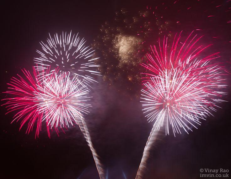 Battersea Park Fireworks by =VinayRao