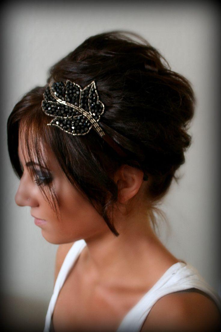 best 25+ beaded headbands ideas on pinterest | diy headband, hair