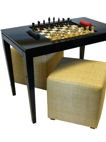 The oomph Chess Table ~ all in one. NICE