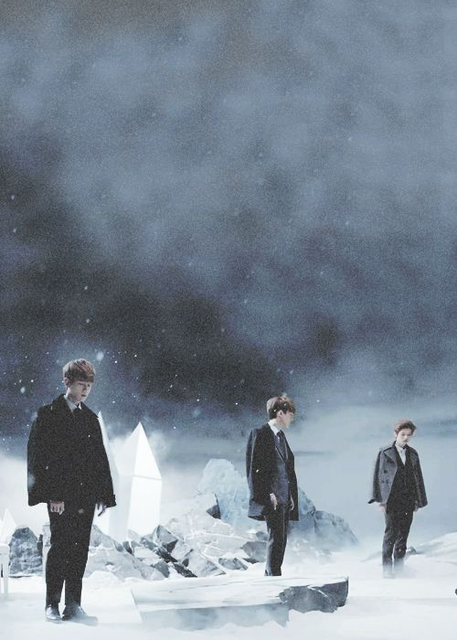 Chen Baekhyun and Luhan: miracles in december