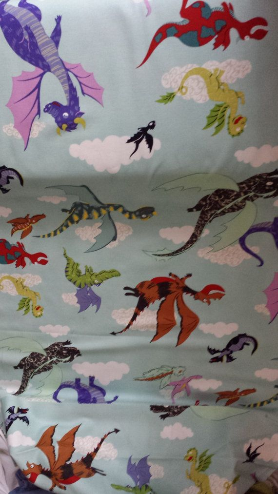 54 best sewcherie images on pinterest alexander henry for Dragon fabric kids