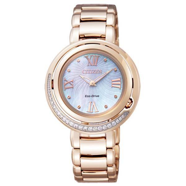 Citizen Uhr Nr. EX1122-58D. Machen Sie ein unvergessliches Geschenk und schenken Sie diese Uhr mit einer persönlichen Gravur.