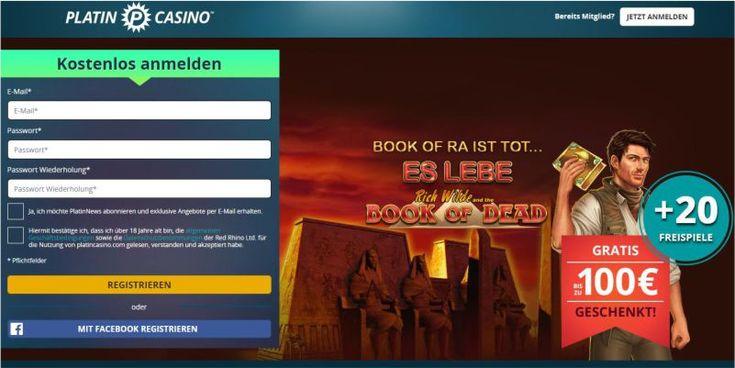 Platin Casino Bonus Ohne Einzahlung