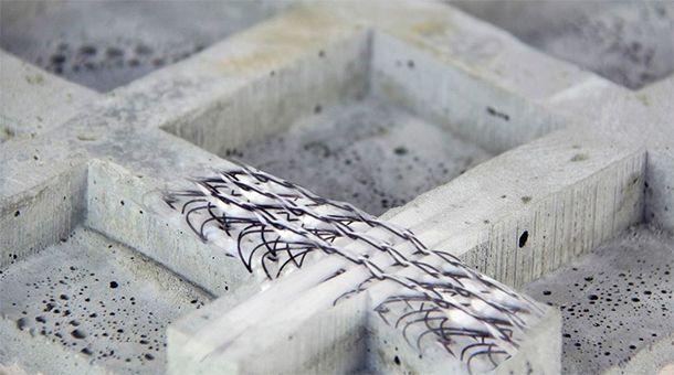 Tekstilni beton: lagan i održiv materijal