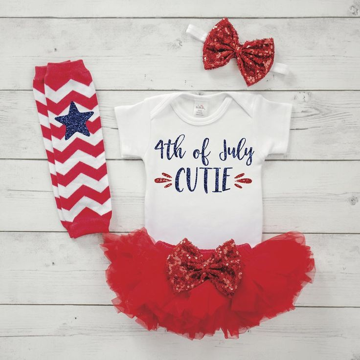 My First 4th of July Outfit Baby Girl Fourth of July Shirt and Tutu Set First 4th of July Cutie Outfit for Baby Girl 013S #1st_4th_of_july #4th_of_july_girl #4th_of_july_outfit