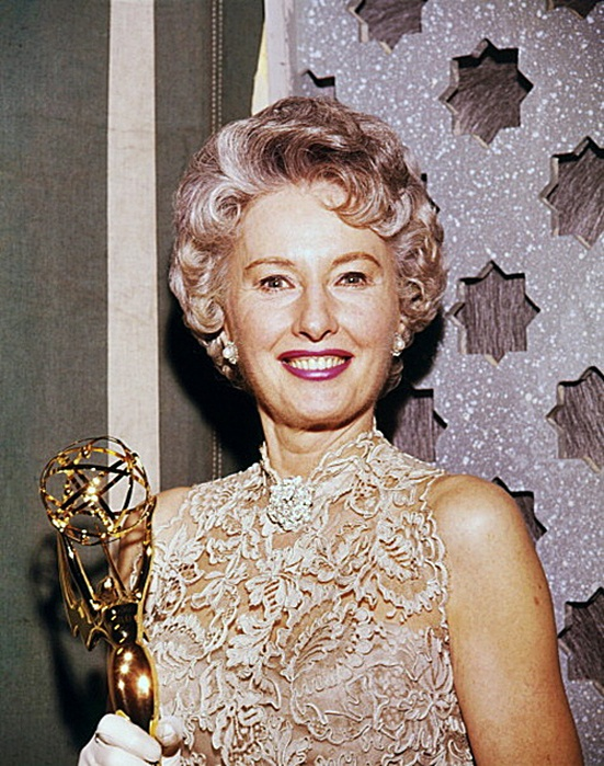 Tuesday, May 16, 1961: Barbara Stanwyck won the Emmy Award for Best Actress in a Series for The Barbara Stanwyck Show (1960-61, NBC)