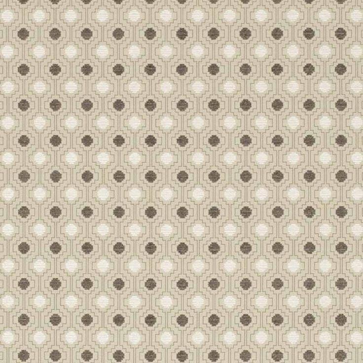 Warwick Fabrics : HOXTON, Colour NOUGAT