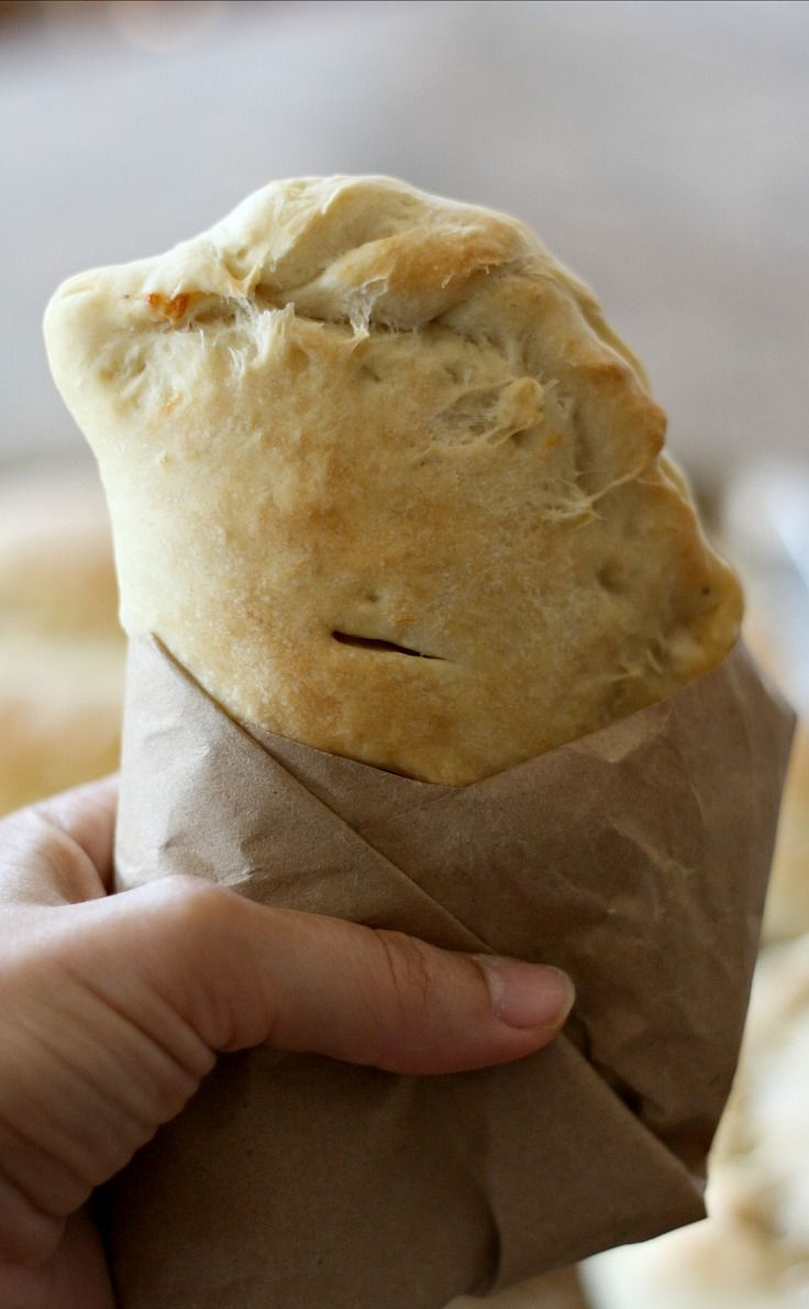 66% cheaper than store bought, these homemade hot pockets from scratch are a perfect lunch or snack on the go. Make a huge batch and freeze them for busy afternoons or school lunches.