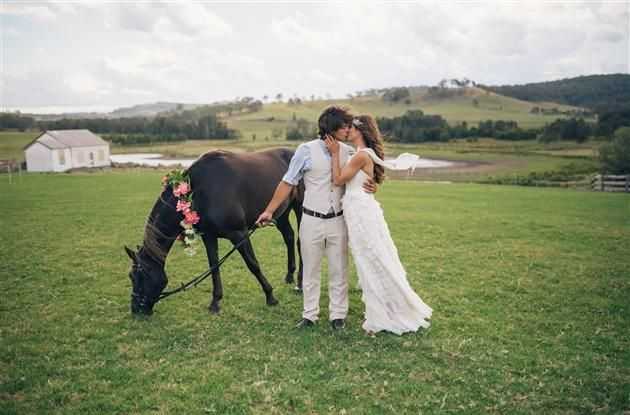 country wedding - styled shoot MARRY ME CHARLIE