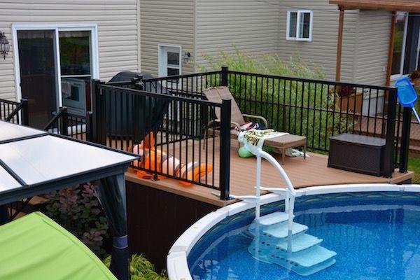Patio Plus - Patios et piscines