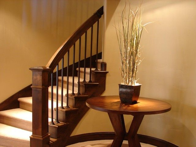 Best Indoor Railing Ideas Good Looking With Interior Stair 400 x 300
