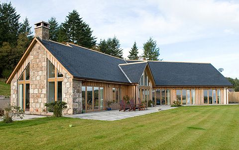 Best 25 timber frame homes ideas on pinterest timber for New england kit homes