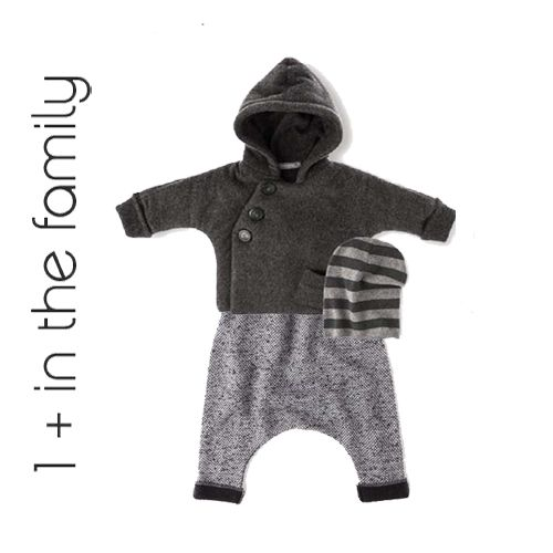 1+ in the Family (One more in the Family) FW 2015-2016. Clothes collection for babies 0-24 months old  #clothes #babies