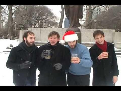 Irish Rovers - Good King Winceslas (Go-to Christmas Cheer video!)