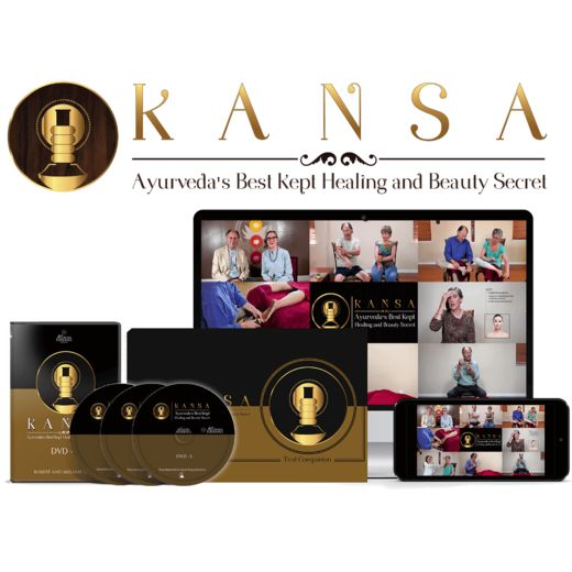 The Kansa Course - DVD Set... Its power lies in the metal, renowned as the healing metal in India since ages and in the relaxing massage movements which touch the Vital Points or 'Marma Points'.