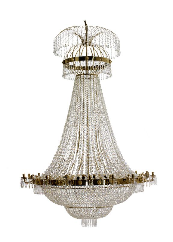 166 best Crystal images on Pinterest Ceiling lamps Crystal